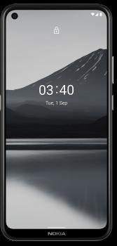Мобільний телефон Nokia 3.4 3/64 GB Charcoal