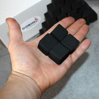 Уголь для Кальяна Gorih 1 кг 72 шт