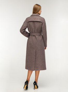 Пальто Favoritti В-1194 Кавове