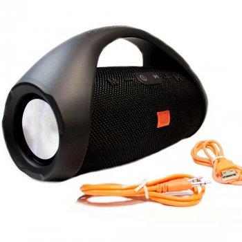 Беспроводная портативная колонка Boombox mini black (ie8WHq)