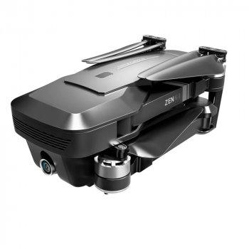 Дрон Visuo Zen K1 Lite Brushless GPS 12 Мп камера, полет 21 мин Черный