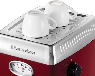 Кофеварка эспрессо Russell Hobbs 28250-56 Retro