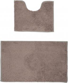 Набір килимків у ванну кімнату Kornel 50 х 80, 40 х 50 см