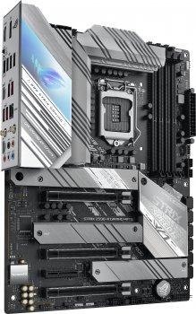 Материнська плата Asus ROG Strix Z590-A Gaming Wi-Fi (s1200, Intel Z590, PCI-Ex16)