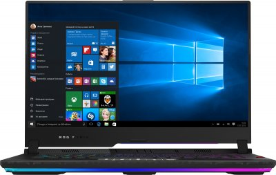 Ноутбук Asus ROG Strix SCAR 15 G533QS-HF034R (90NR0551-M00510) Black