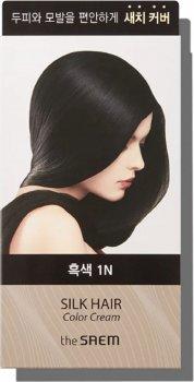 Крем-краска для волос The Saem Silk Hair Color Cream 60 мл + 60 мл