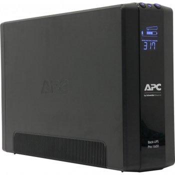Пристрій безперебійного живлення APC Back-UPS Pro BR 1600VA, LCD (BR1600MI)