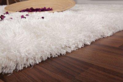 Килим Lalee Monaco white Круглий 160х160 см (4781313)