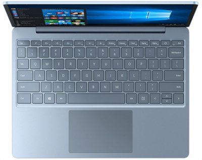 Ноутбук Microsoft Surface Laptop Go (THJ-00024) Ice Blue