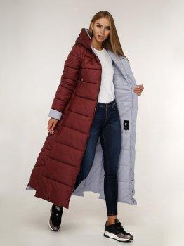 Куртка Favoritti ПВ-1202 Темно-красная