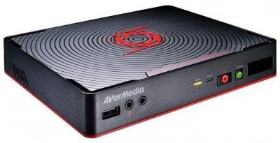 Устройство для записи AVerMedia без ПК Game Capture HD II (С285)