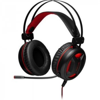 Наушники Redragon Minos Surround 7.1 Black-Red (78368)