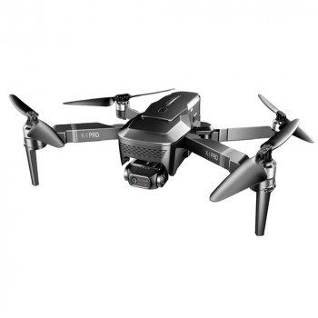 Дрон Visuo Zen K1 Pro GPS камера 12 Мп на подвесе - полет 30 мин Черный