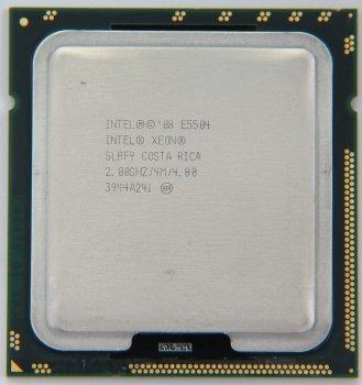 Процесор Intel Xeon E5504 2GHz/4M/4.8 GT/s (SLBF9) s1366, tray