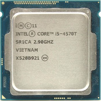Процесор Intel Core i5-4570T 2.9 GHz/4MB/5GT/s (SR1CA) s1150, tray