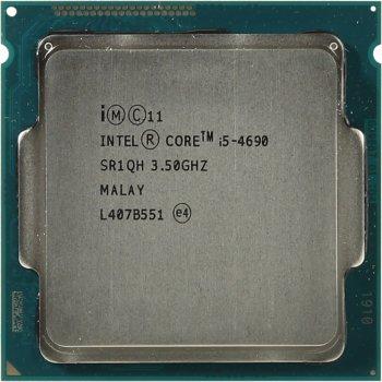 Процесор Intel Core i5-4690 3.5 GHz/6MB/5GT/s (SR1QH) s1150, tray