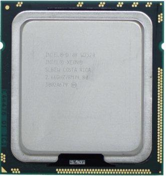 Процесор Intel Xeon W3520 2.66 GHz/8M/4,8 GT/s (SLBEW) s1366, tray