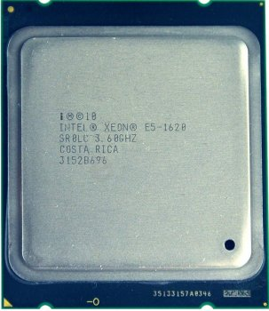 Процесор Intel Xeon E5-1620 3.6 GHz/10MB/0 QPI (SR0LC) s2011, tray
