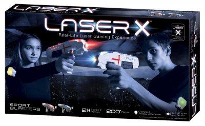 Игровой набор для лазерных боев Lazer X Sport для двух игроков (88842)