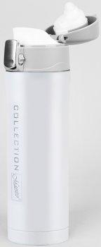 Термокухоль Maestro 450 мл Білий (MR1641-45-W)