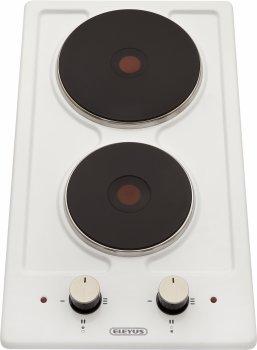 Варильна поверхня електрична Domino ELEYUS NOVA 302 WH H