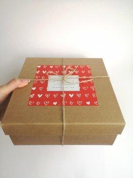 Большой подарочный чайный набор Teahouse к 14 февраля и 8 марта 365 г (2550000012599)