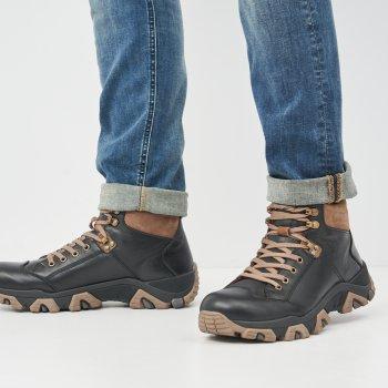 Ботинки Bastion 2085ч Черные