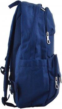 Рюкзак молодіжний Yes OX 355 для хлопчиків 0.68 кг 45.5х29.5х13.5 см 18 л синій (555632)