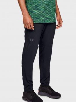 Спортивні штани Under Armour Vanish Woven Pant-Blk 1328698-001 Чорні