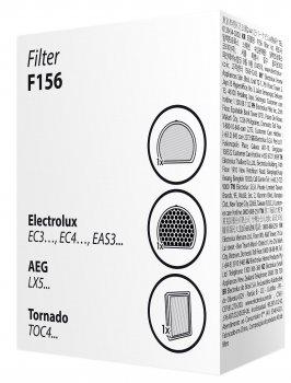 Набір фільтрів для пилососа ELECTROLUX F156