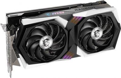 MSI PCI-Ex Radeon RX 6700 XT Gaming 12G 12GB GDDR6 (192bit) (16000) (HDMI, 3 x DisplayPort) (RX 6700 XT GAMING 12G)