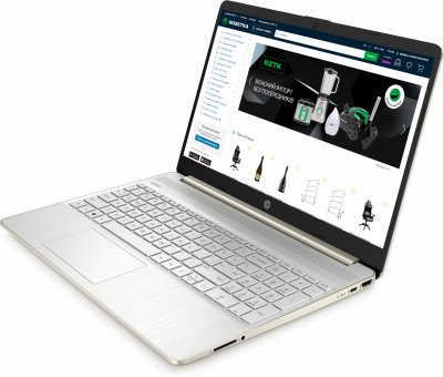 Ноутбук HP Laptop 15s-eq1024ur (157X0EA) Pale Gold