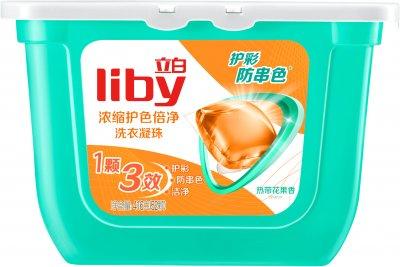 Концентрированные капсулы для стирки Liby Color 52 шт (6920174766783)