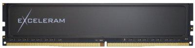 Оперативна пам'ять Exceleram DDR4-2666 8192 MB PC4-21328 Dark (ED4082619A)