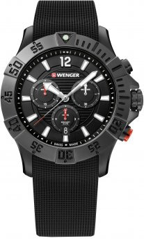 Чоловічий годинник Wenger W01.0643.120