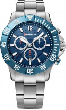 Чоловічий годинник Wenger W01.0643.119