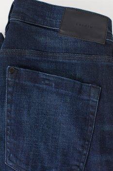 Джинсы H&M 5407689-AAQJ Темно-синие