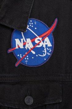 Джинсовая куртка H&M 4976400-AAPU Черная