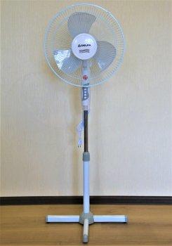 Вентилятор DELFA DSF 1692 білий