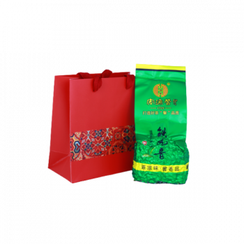 Чай LAVAKO Imperial Железная Богиня Милосердия (Тегуаньинь) Улун (Оолонг) вакуум, 125г (CH804)