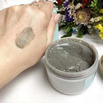 Кислородная, пузырьковая, очищающая и отшелушивающая Senana Carbonated Bubble Clay Mask
