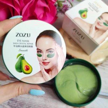 Патчі гідрогелеві для очей з авокадо ZOZU