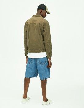 Куртка PULL & BEAR М0102573 (5710/553/505) колір зелений S
