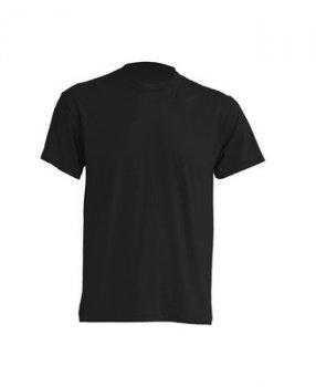 Футболка JHK T-shirt 150 Черная (JHK TSRA 150)
