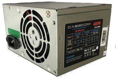 Блок питания CaseCom (CM 400S-8 ATX) 400W 8Fan bulk