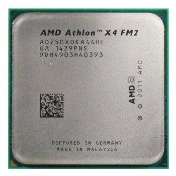 Процесор AMD Athlon X4 750 3,4 GHz FM2 Б/У