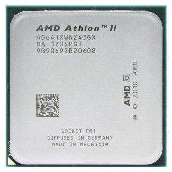 Процесор AMD Athlon II X4 641 2,8 Ghz FM1 Б/У