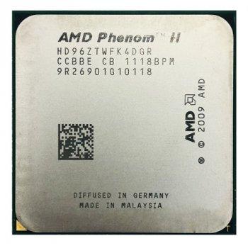 Процесор AMD Phenom II X4 960T Black Edition 3,0 GHz AM3 Б/У