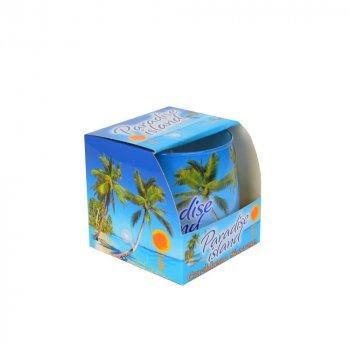 Свічка ароматизована Bartek S964-2 Caribean Sunrise 7х7 см