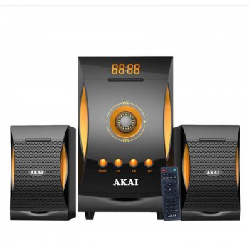 2.1 Мультимедійна акустична система Akai SS032A-3515 (SS032A-3515)